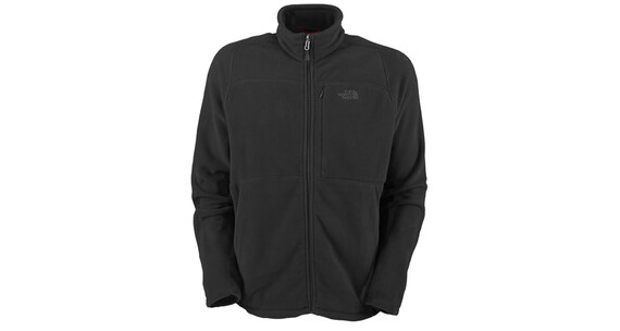 The North Face Men's Tka 200 Echo Full Zip tnf black